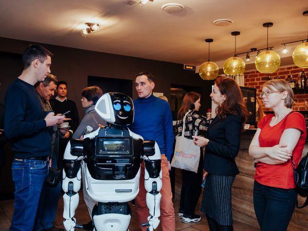 Робот за стойкой: как диджитализация меняет отели