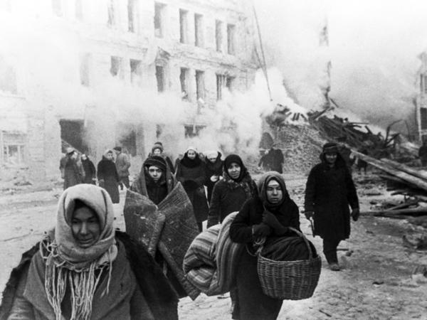 «Я – за мир! Пусть даже плохой, но мир!» День памяти жертв блокады Ленинграда