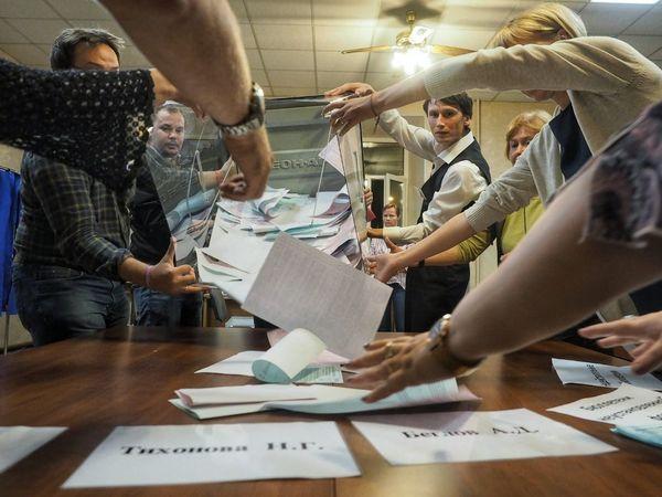 Беглов и «Единая Россия»: есть ли интрига в итогах петербургских выборов