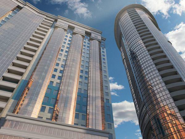 ЖК Петр Великий – самый высокий строящийся жилой дом в Петербурге
