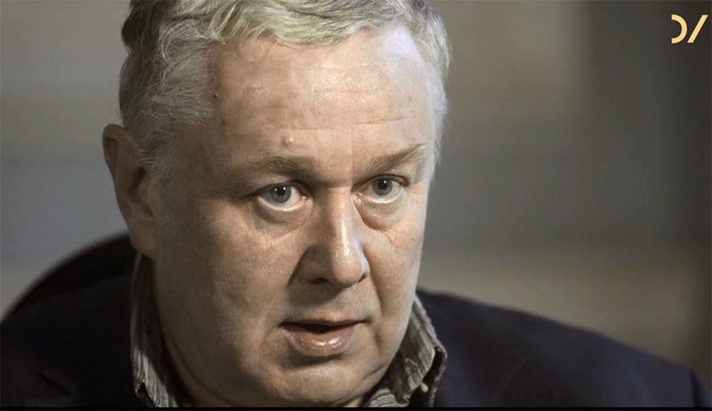 Григорий Голосов//кадр из видео/Открытый университет