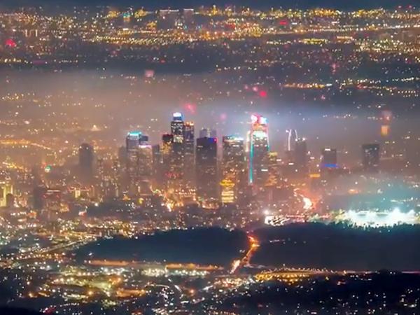 Как встречали Новый год по всему миру. Лучшие (и иногда необычные) кадры