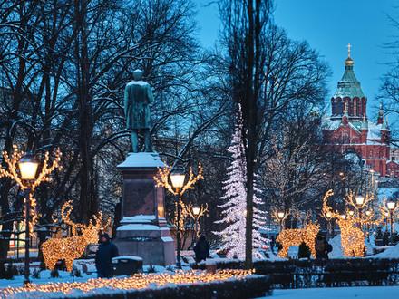 Выходные в Финляндии 11-12 января: венский оркестр, индустриальная романтика и финский модернизм