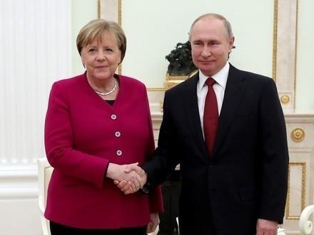 автор фото пресс-служба президента РФ