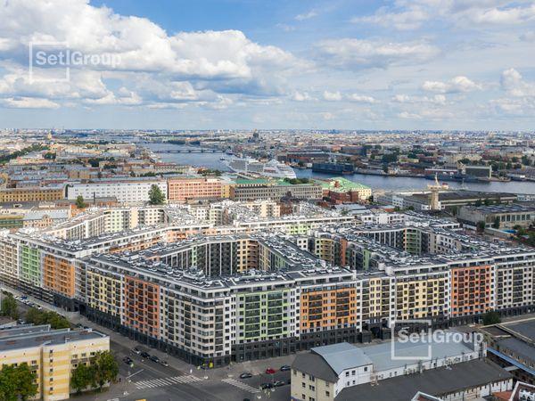 Setl Group сдал рекордные 1,33 млн кв. м недвижимости в 2019 году
