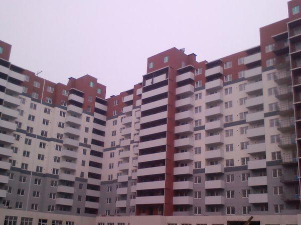 «Умный» дом для очередников в Ленсоветовском