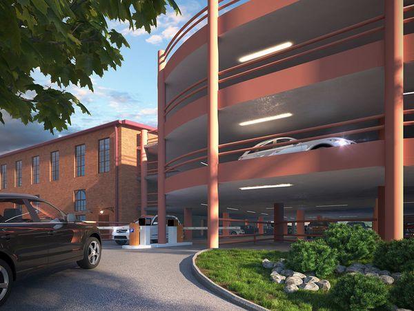 Бизнес-парк «Гараж»: успейте припарковаться
