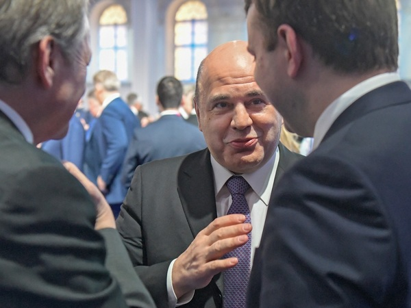 Кто связывает нового премьер-министра России с клубом миллиардеров