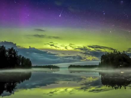 Выходные в Финляндии 18-19 января: Чудеса полярной ночи, финский паспорт и «Мэри Поппинс с камерой»