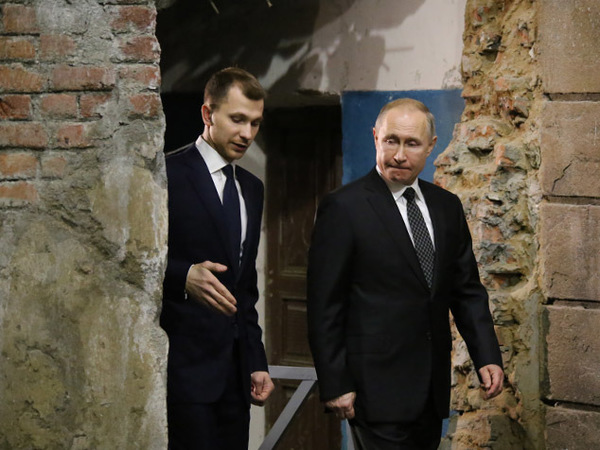 Автор «Дороги через войну» ведёт Путина сквозь руины Сталинграда и перевалы Кавказа – в Берлин