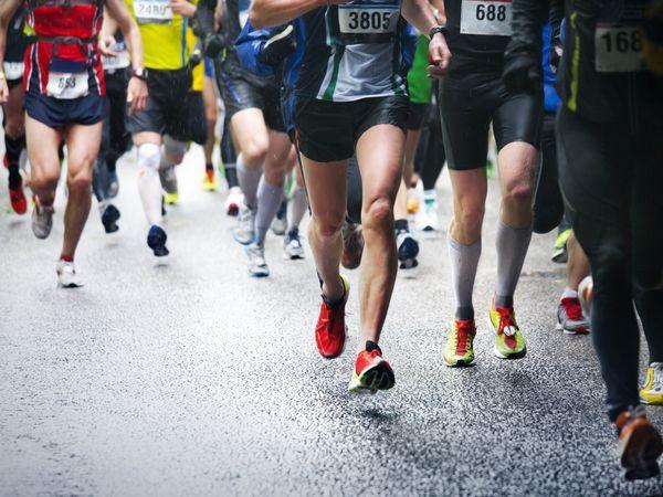 Жители «Образцовых кварталов» приняли участие в легкоатлетическом пробеге, посвященном прорыву блокады