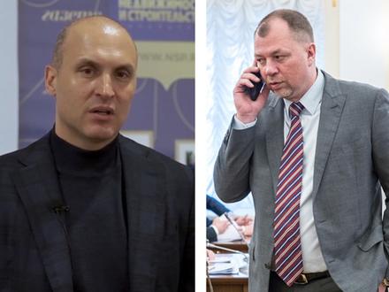 Леонид Кулаков (справа) и Игорь Креславский / коллаж