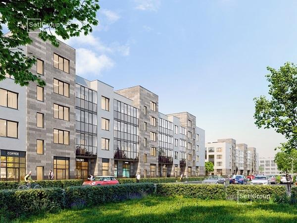 На рынок выходит первый эскроу-проект Setl Group – малоэтажный квартал «Солнечный город. Резиденции»