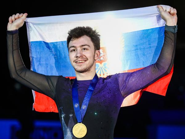 Первый после Плющенко. Кто такой Дмитрий Алиев, ставший чемпионом Европы по фигурному катанию