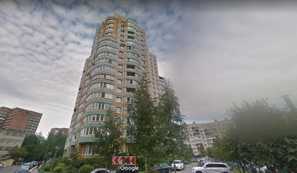 Рыночная стоимость квартиры Владимира Шанина в этом доме на проспекте Ударников составляет почти 7 миллионов рублей