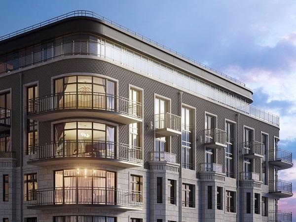 Старт продаж нового клубного дома «Октавия» на Петроградской стороне