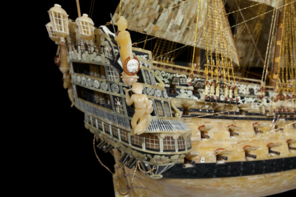 корабль Royal William