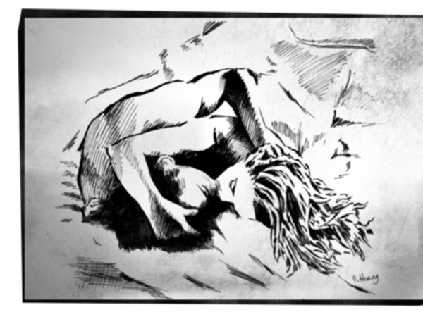 Андрей Константинов. Фронтовая любовь. Часть вторая