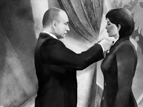 Андрей Константинов. Фронтовая любовь.Часть третья