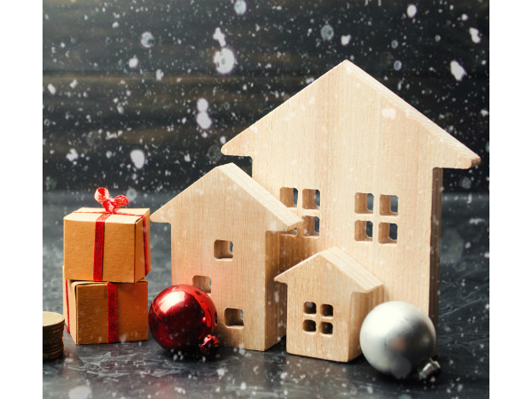 Рождественские скидки на квартиры в Пушкине