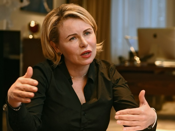 Елена Илюхина//Александр Коряков/Коммерсантъ