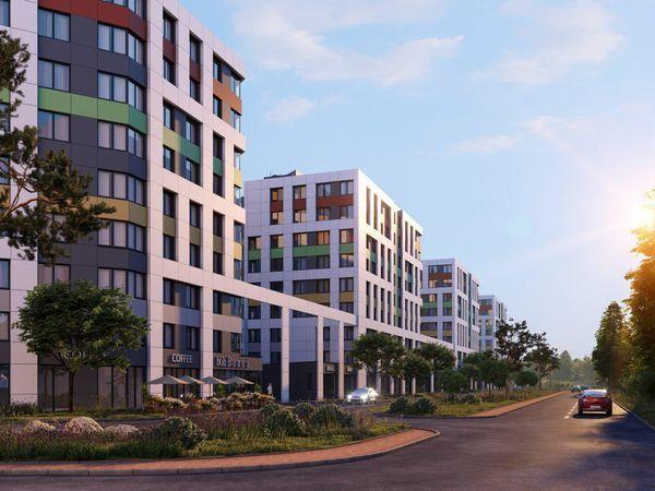 «Аквилон Инвест» открыл продажи коммерческих помещений в Приморском районе