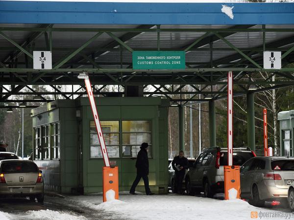 Три пункта пропуска на границе с Финляндией и Эстонией реконструируют к концу 2023 года