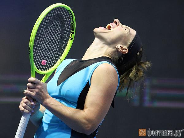 Светлана Кузнецова разгромила американку Брэйди на Petersburg Ladies Trophy 2020 и теперь ждет встречи с первой ракеткой турнира