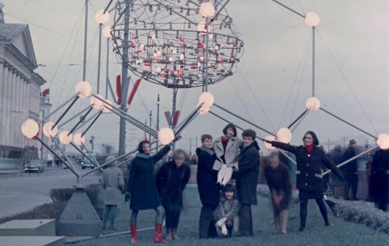 «Лаборатория Будущего: Кинетическое искусство в России»