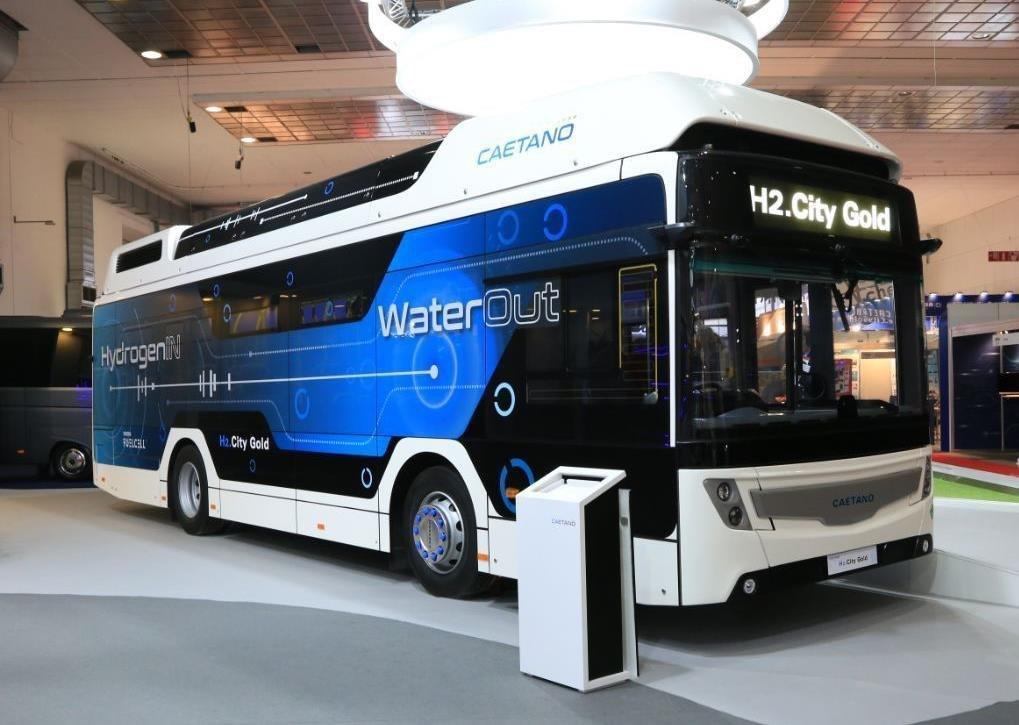 Автобус на водороде