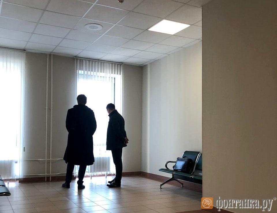 4 февраля 2020 года Андрианов пришел в Горсуд